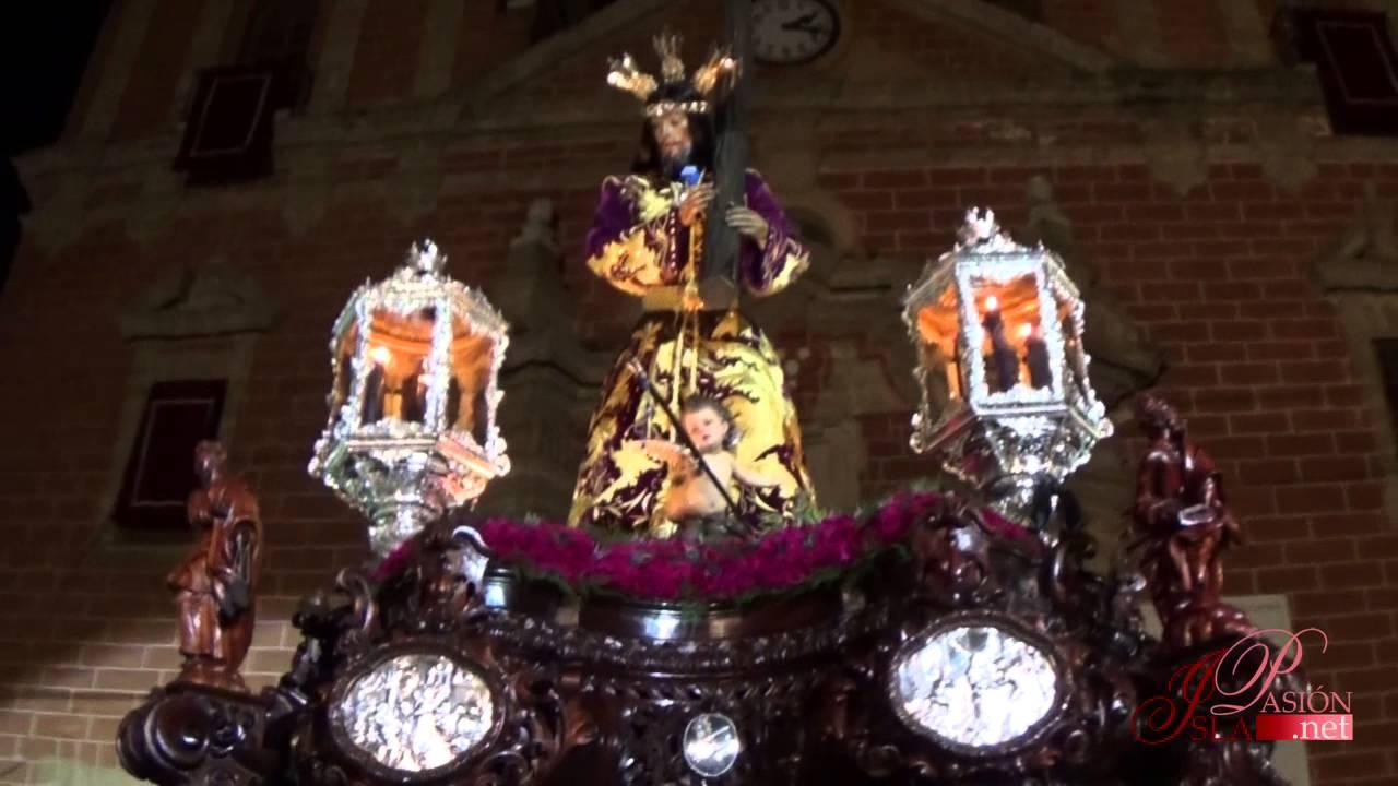 salida de nuestro padre jesus nazareno semana santa de san fernando youtube
