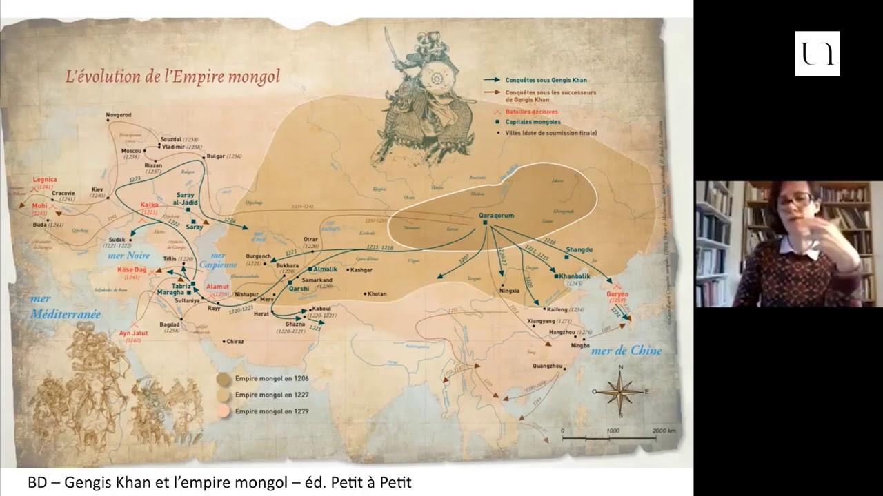 Download Marie Favereau-Doumenjou - Gengis Khan et l'Empire mongol
