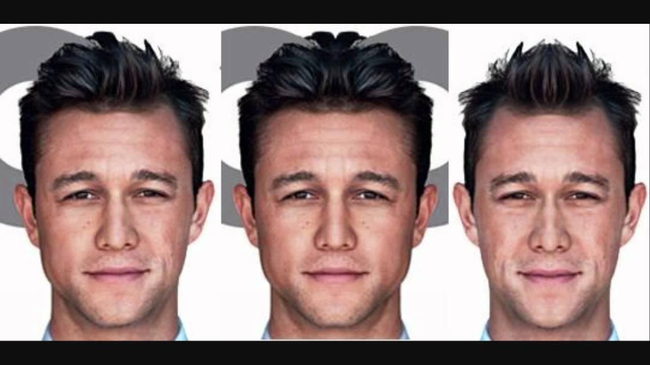 Joseph Gordon-Levitt Facial Symmetry