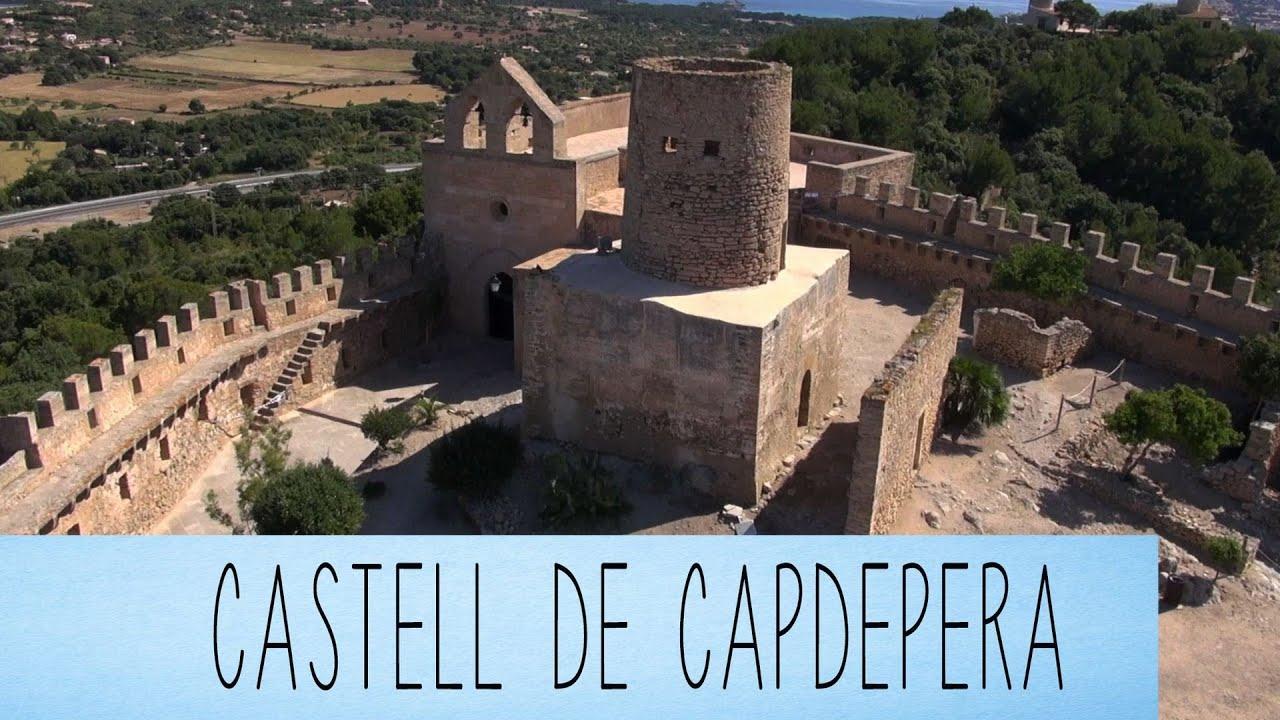 Castell de Capdepera - YouTube