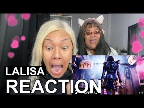 REACTION LALISA ตาแตก ตาหลุด มีจริง | Alie