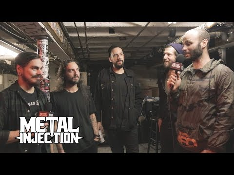 Get To Know SOM (CASPIAN, CONSTANTS, JUNIUS) In 10 Questions or Less  I Metal Injection
