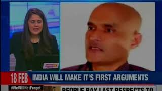 Kulbhushan Jadhav sentenced to death by Pakistan on espionage, terrorism charges