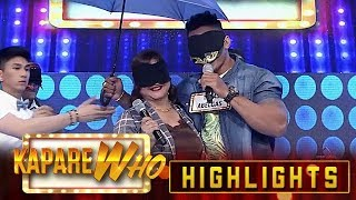 Reporting 4 Beauty smiles after choosing Tigas Abelgas | It's Showtime KapareWho