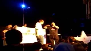 MC Battle 2007 BigN vs TommyBoy + Video