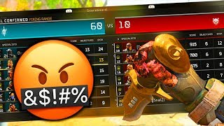 DESTROYING A FULL PARTY OF RAGERS in BLACK OPS 4! 😂