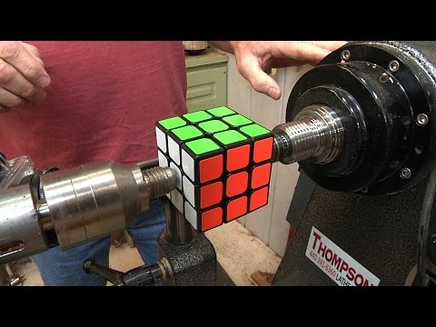 Out of Round-Rubik's Cube