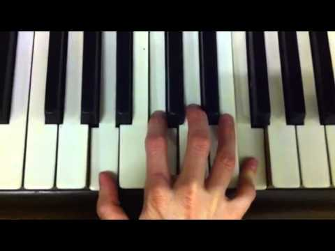 Grenade Piano Chords 3 Youtube