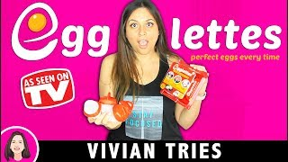 Egglettes Review   Testing As Seen on TV Products