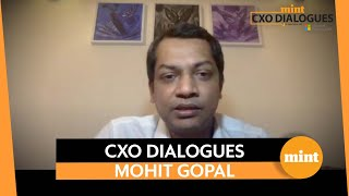 Catch Mohit Gopal on Mint CXO Dialogues, in association with Microsoft