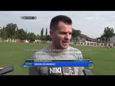 Bhayangkara FC Tunjuk Simon McMenemy jadi Pelatih Baru