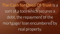 Deed of Trust Template - Download Legal Forms