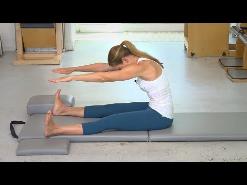 Spine Stretch Forward How To & Tips wAlisa PREVIEW