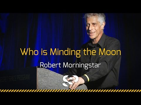 Who Is Minding The Moon? | Robert Morningstar