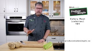 Celery Root, AKA: Celeriac