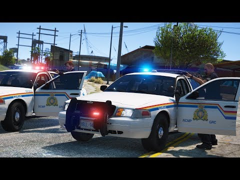 LSPDFR - Day 712 - Trying to leave the country
