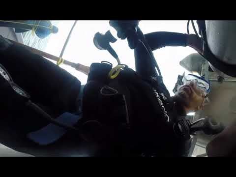 My first Liveaboard diving experience in Phuket , Thailand