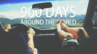 Первые 900 дней вокруг света