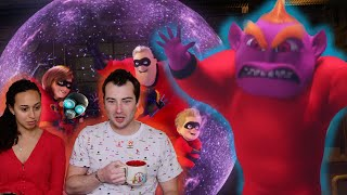 Incredibles 2 Trailer Reaction! Who's the REAL Villain?