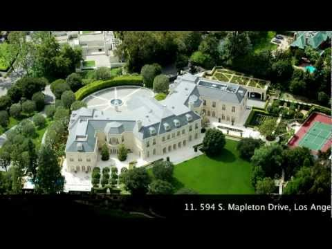Largest houses in america youtube for Largest homes in america