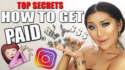 HOW TO MAKE MONEY & GET PAID ON SOCIAL MEDIA! TOP SECRETS
