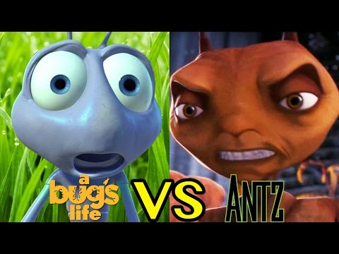 The Truth About: A Bugs Life & ANTZ
