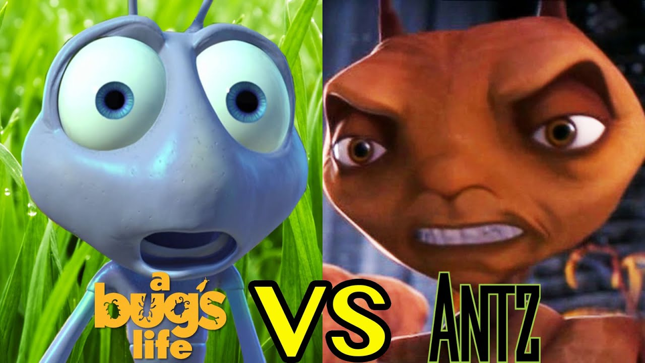 The Truth About A Bugs Life Antz Youtube