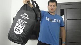 Водонепроницаемая сумка рюкзак NatureHike ► Посылка из Китая / GearBest