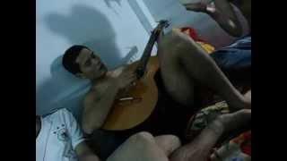 DHTN Ông Sự Phụ chơi guitar (Phòng Trọ)120/18 Y Wang
