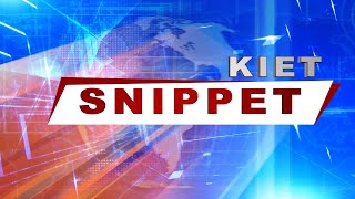 KIET Snippet   News in Brief   KIET Group of Institution