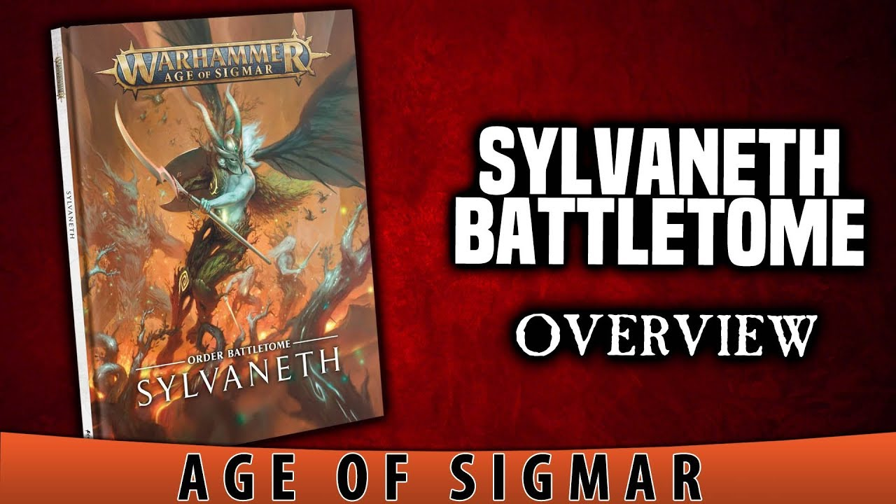 BoLS Overview | Sylvaneth Battletome | Warhammer Age of Sigmar