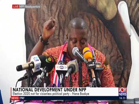 National Development under NPP on JoyNews (6-11-19)