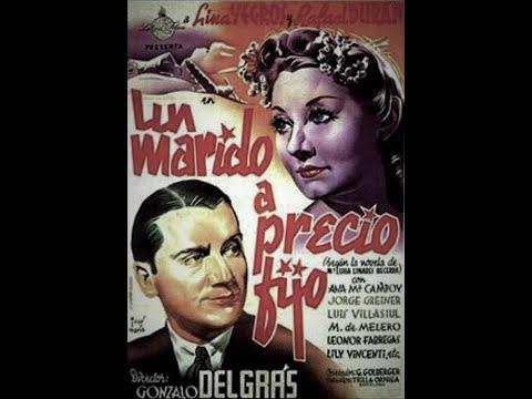 1942   UN MARIDO A PRECIO FIJO
