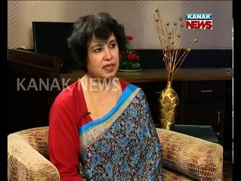 Exclusive Interview With Author Taslima...