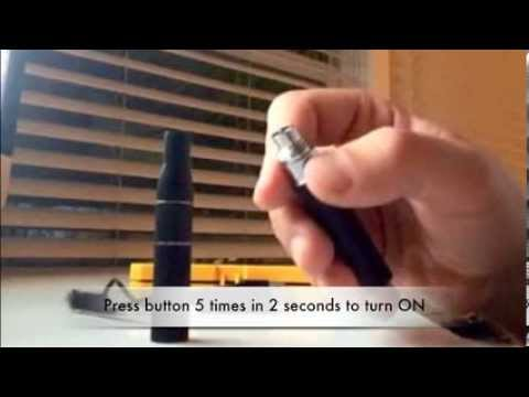 How to use a dry herb ePipe
