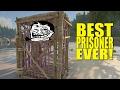 The Best Prisoner EVER!? (funny moments) - Ark: Survival Evolved