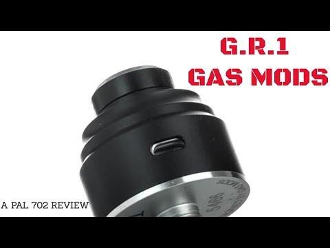 GAS MODS G.R.1 ~ SINGLE COIL/UNIQUE AIRFLOW/CHASE THE FLAVOR