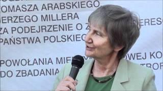 Blogpress: dr Barbara Fedyszak-Radziejowska pod namiotem Solidarnych 2010 cz. 1