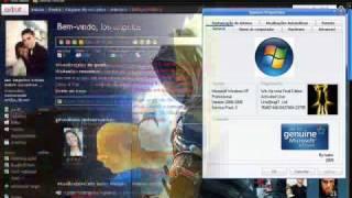 Windows SP3 ICE XP e Temas de orkut