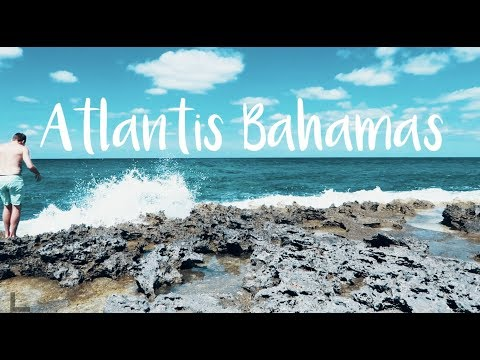 ATLANTIS BAHAMAS TRAVEL VLOG | 2018