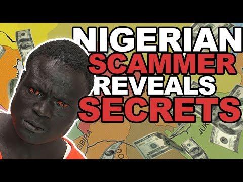 NIGERIAN Romance Scammer REVEALS SECRETS!