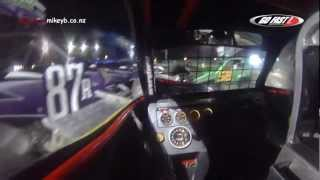 Superstock Top 10 Hits/Crashes of 2011/12