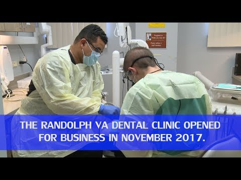 Veterans Affairs dental clinic opens at JBSA-Randolph