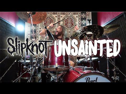 BETTO CARDOSO | SLIPKNOT | UNSAINTED | DRUM COVER
