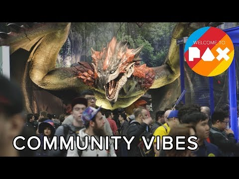 Community Vibes - Welcome to PAX! [South 2018]
