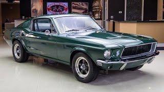1968 Ford Mustang Fastback Bullitt For Sale