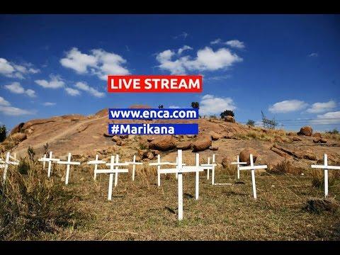 LIVE: Remembering Marikana