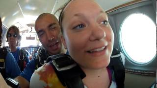 Reen SkyDive - Terrified and Hilarious