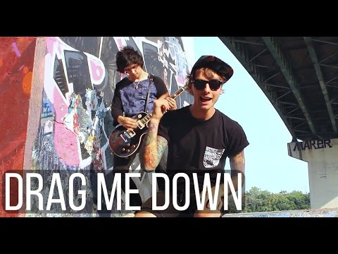 One Direction - Drag Me Down (Rock Cover) by Amasic