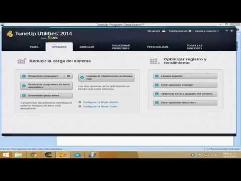 Tutorial como usar TuneUp 2015 [Mantenimiento][Optimizar] Pa